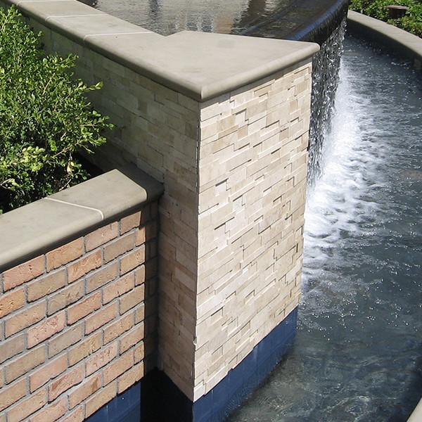 precast concrete, wall cap