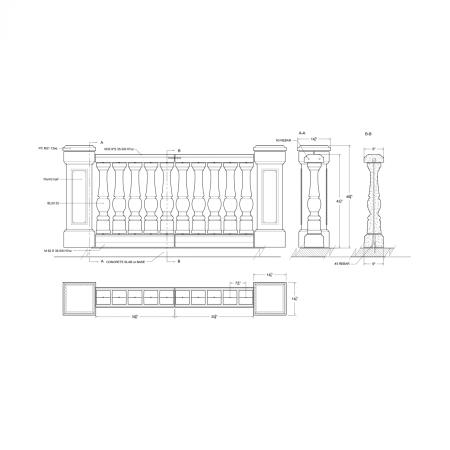 Pier 43 - BL20 32 Assembly