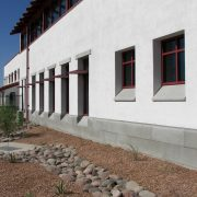 tucson firestation precast concrete commercial base