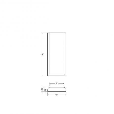 M23 T DS 8*23-5/8x1-1/2