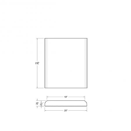 M23 S DS 18*31-5/8x1-5/8